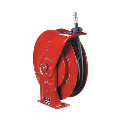 Reelcraft 7850 OMP Heavy Duty Spring Retractable Hose Reel, 1/2