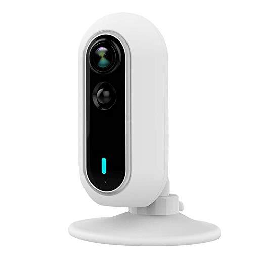 YOEROY Cámara IP 1080P, Cámara Vigilancia WiFi Interior Inalámbrico, con Movimiento Alarma de Correo Electrónico de 2...
