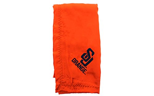 Nfl Comfy Feet - SYRBB - Syracuse Orange Baby - Blanket - OFFICIALLY LICENSED - Happy Feet & Comfy Feet