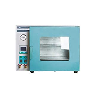 YUHUA DZF-6020 Vacuum Drying Oven 0.9 Cu Ft 25L Digital Heating Drying Oven Stainless Steel Vacuum Chamber one Year…