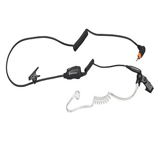 (Motorola PMLN7158 1-Wire Surveillance Kit, Translucent Tube - SL300)