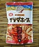 アジカル 亀田のあられ 新潟限定 サラダホープ 海老しお味 50g