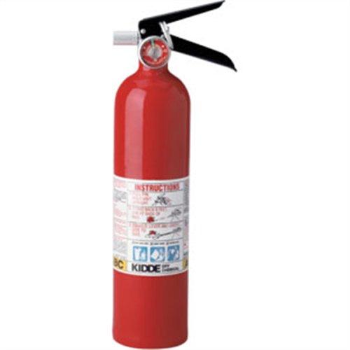 Kidde 46622701 Pro Line 2 1/2 lb ABC Fire Extinguisher w/ Metal Vehicle Bracket - Kidde Abc Fire Extinguisher