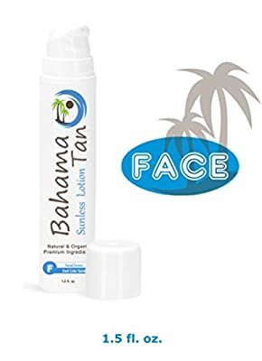 Self Tanner for Face