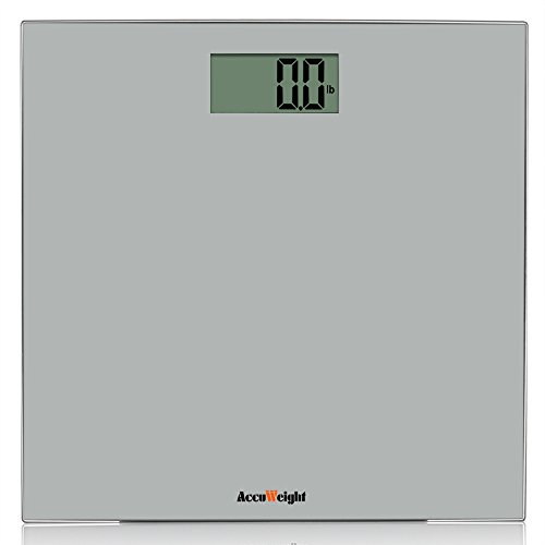 Accuweight-Digital-Bathroom-Weight-Scale-with-400lb180kg-Body-Weighing-Scale