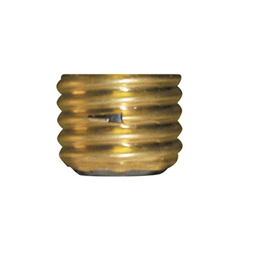 Bussman BP/SA-15 7-15 Amp Plug Fustat Fuse Adapter 3 Count ()