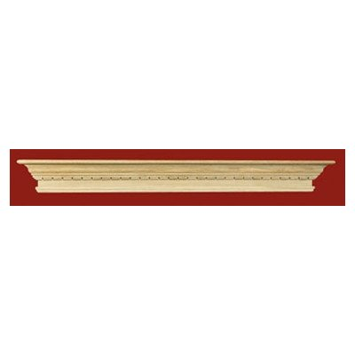 Conner MDF Primed Fireplace Mantel Shelf