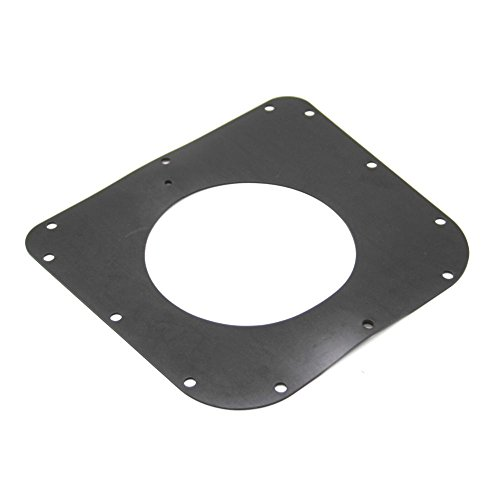 Husqvarna 192550 Lawn Tractor Bagger Attachment Container Cover Gasket Genuine Original Equipment Manufacturer (OEM) Part ()