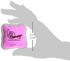 Yeowww! Catnip Pillow Pink (single)
