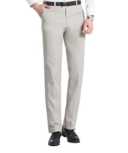 Pantalon Élastique 807 Couleur Taille Décontracté Allthemen Grande Homme Unie OqwEUdU