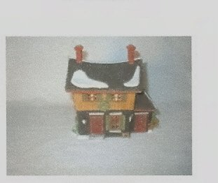 "Department 56 New England Village Series, Sleep Hollow-""Ichabod Crane's Cottage"""