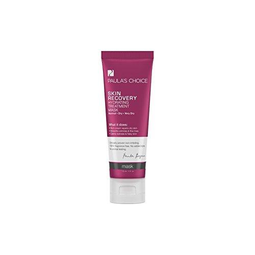 ポーラチョイスの肌の回復水和処理マスク(118ミリリットル) x4 - Paula's Choice Skin Recovery Hydrating Treatment Mask (118ml) (Pack of 4) [並行輸入品] B0713SMQJH