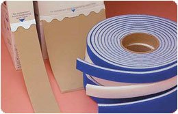 RFoam-2 Strapping Material White, 2'' x 5 yd. (5cm x 4.6m). Sold in a bag.