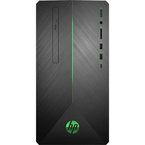 chollos oferta descuentos barato HP Pavilion Gaming 690 0029ns Ordenador de sobremesa Intel Core i5 8400 8GB RAM 1TB HDD NVIDIA GTX 1050ti 4GB Windows 10 Color Negro