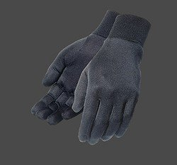 Tour Master Silk Mens Liner On-Road Motorcycle Gloves - Black / (Tour Master Motorcycle Glove)