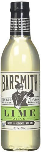 (Barsmith Lime Juice, 375 mL)