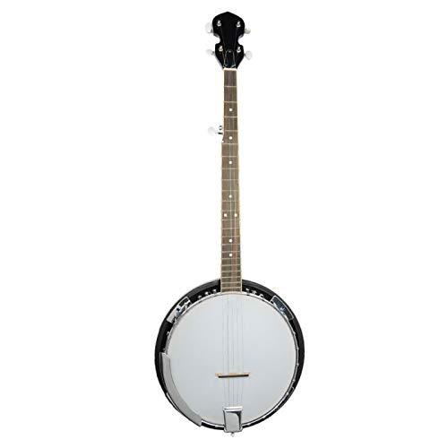 Tenozek 5-string Banjo Top Grade Exquisite Professional Wood Metal 5-string Banjo