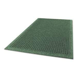 (Millennium Mat Company EcoGuard Indoor/Outdoor Wiper Mat, Rubber, 36 x 60, Charcoal (2)