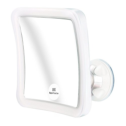Wall Mirror With Led Lights