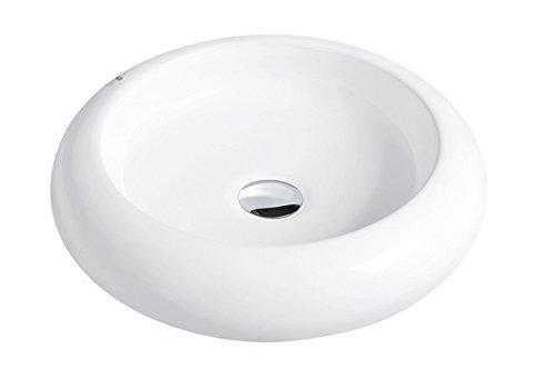 BHD 7005–Ceramic Sink, White by BHD