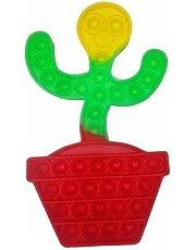 Pop Its Fidget Toys Cactus Color 1