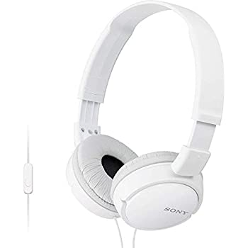 Amazon.com: Sony Auriculares ligeros Blanco: Home Audio ...