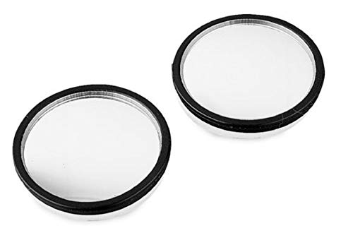 - BikeMaster NOT Batt, Tie, Tube MIRROR EYEBALL PK/2 BM Mirrors Eyeball Mirror BLK1 1/4 in- 600209