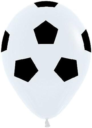 amscan - 6 Globos fútbol balón de Latex (990707): Amazon.es: Hogar