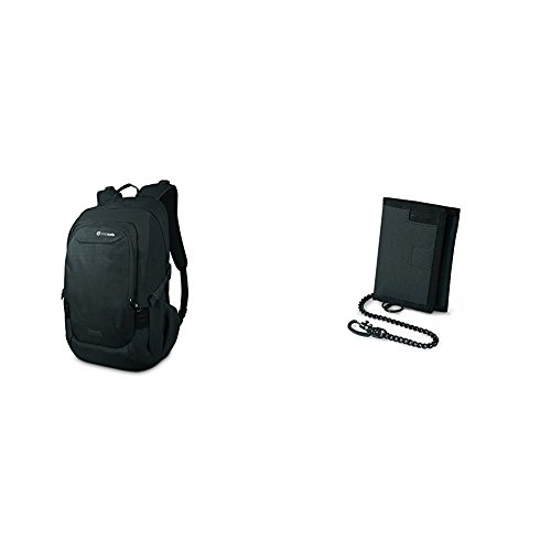 PacSafe Venturesafe 25L GII Anti-Theft Travel Pack with Tri-Fold Wallet by Pacsafe