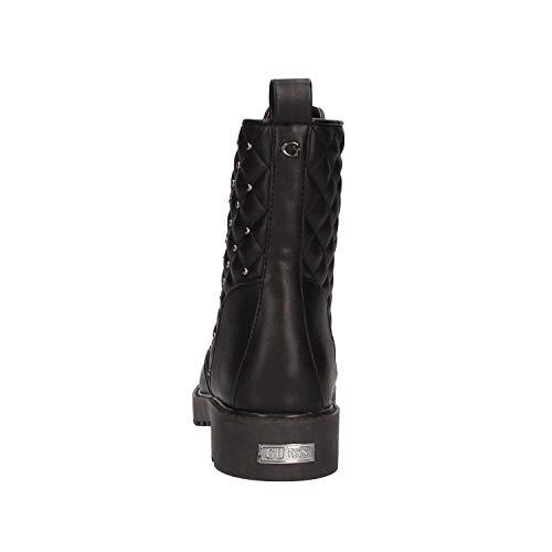 Femme Noir Hautes Guess Bottes Black Nafa Black wqa07n86x
