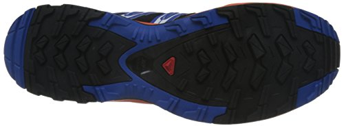 Pro Nautical Chaussures Trail Homme 3D XA Noir Blue Salomon de Flame Black pnqw4fCx