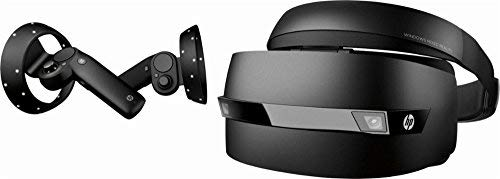 HP - Mixed Reality Headset and Motion Controllers (2018) (Renewed)