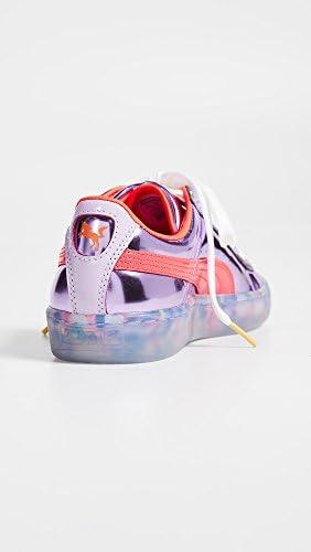 Puma Damen X Sophia Webster Basket Candy Princess Sneakers