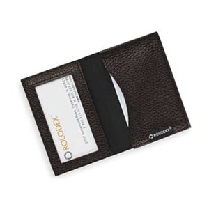 Amazoncom Rolodex Leather LowProfile Business Card Case 36