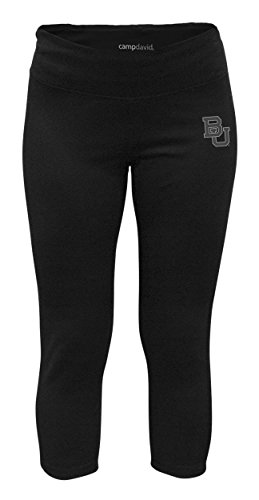 Camp David NCAA Crosstown Womens Cropped Active Lifestyle Pant