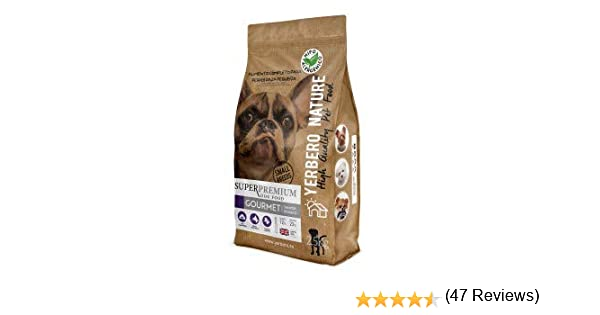 YERBERO Nature Gourmet (Gourmet Mini, 2,5 kg): Amazon.es ...