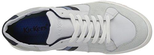 Kickers Herren Jexprime Flach Weiß (Weiß)