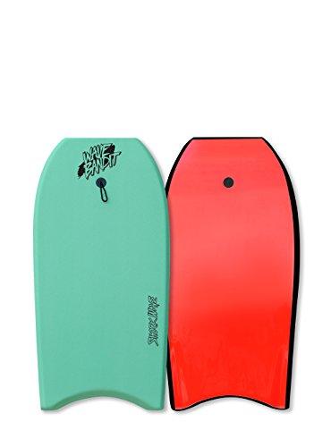 Catch Surf Wave Bandit Shockwave 42'' Short Surf Board, Mint by Catch Surf