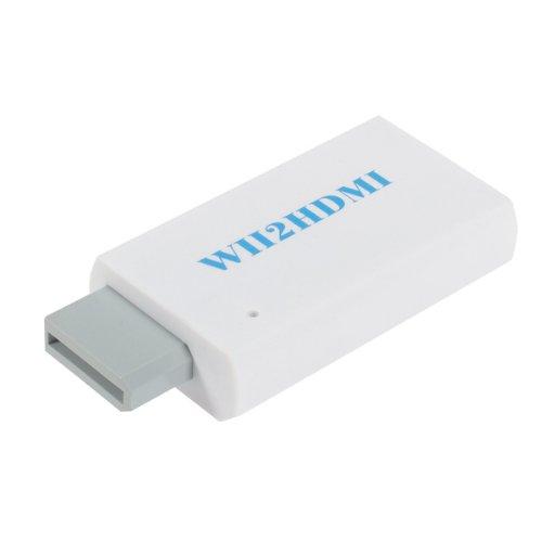 47 opinioni per Wii a HDMI Wii2HDMI 3,5 millimetri Audio Converter Adapter Box Wii-link
