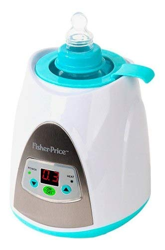 Aquecedor Digital De Mamadeira 110v Fisher Price- Bb302