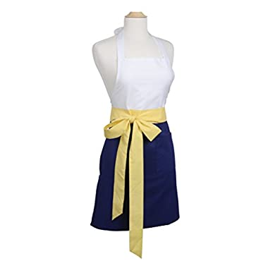 Flirty Aprons Women's Kenzie Apron, Sassy Sailor