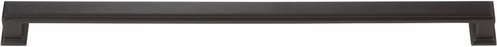 Atlas Homewares AP10-MB Sutton Place Collection 19.60 Inch Appliance Pull, Modern Bronze Finish