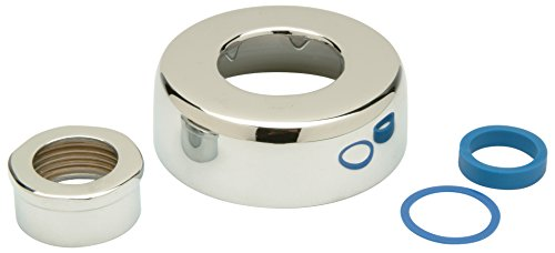 """Zurn P6003-H 3/4"""" Spud Escutcheon And Coupling Assembly"""