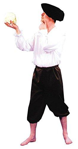 Morris Costumes Mens Renaissance Knicker Pants Theme Party Fancy Dress, One Size (Pants Renaissance Knicker)