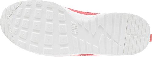 Nike Vrouwen Air Max Thea Loopschoen Ember Gloed / Wit
