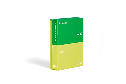 Ableton Multitrack Recording Software (Live 10 (Software Synthesizer)