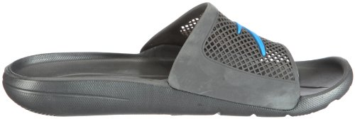 Speedo 8062273503 Atami Slide - Sandalias Gris (Grey/Blue)