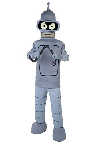 Teen Bender Costume Teen -