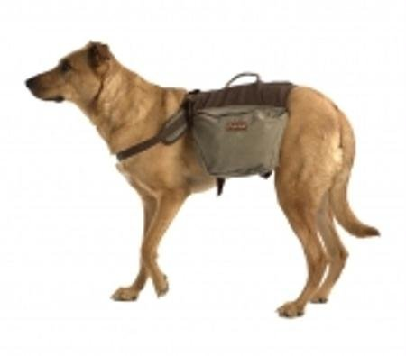 ABO Gear Aussie Naturals Dog Backpack, Large, My Pet Supplies