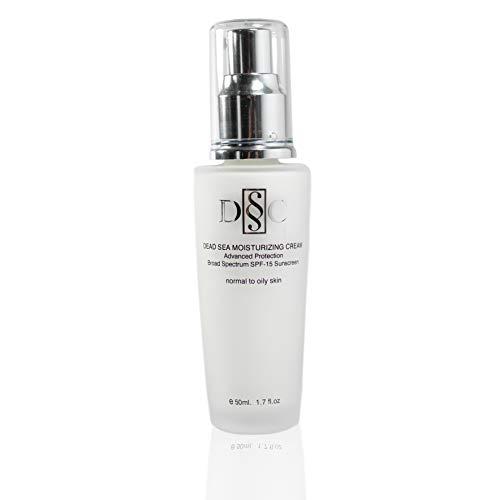 Deep Sea Cosmetics   Daily Moisturizing Cream - Normal to Oily Skin